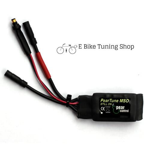 Cycling E-Bike Tuning Chip PearTune Shimano E8000